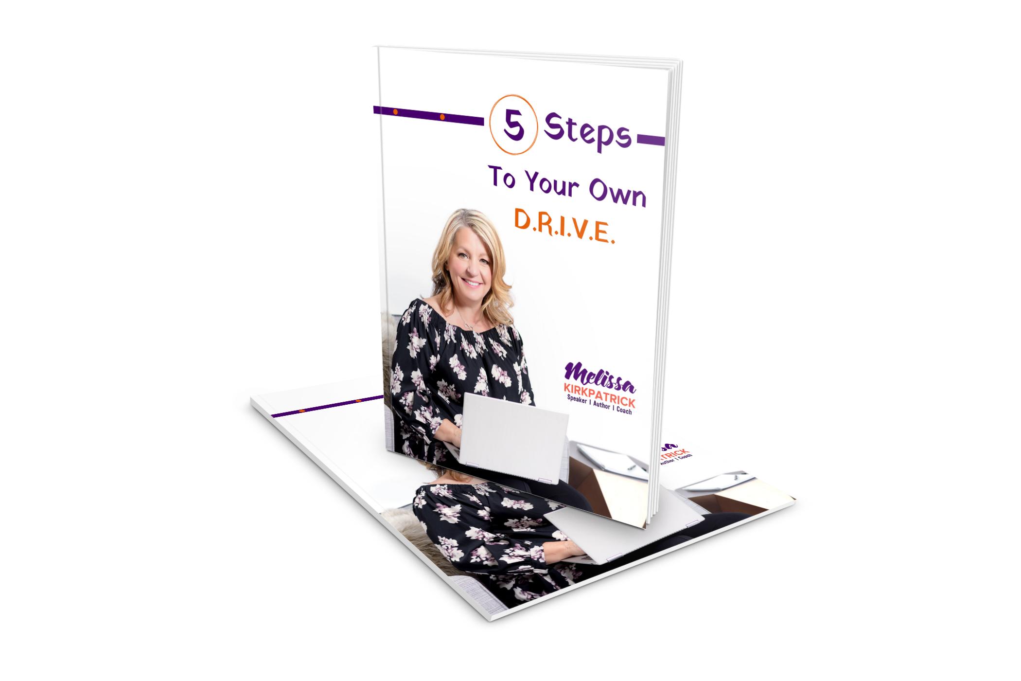 5 steps mockup
